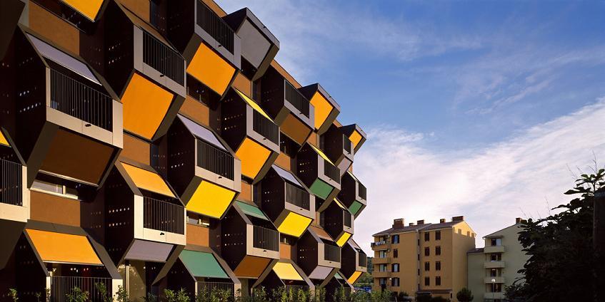 """Čebelnjak"" (Izola Social Housing), Ofis arhitekti"